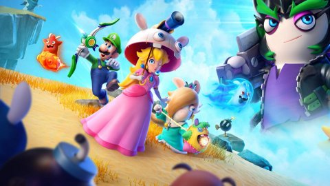 Mario + Rabbids Sparks of Hope: Grant Kirkhope will compose the soundtrack