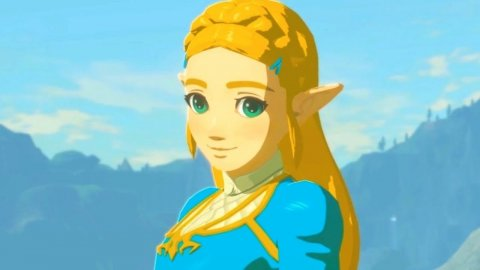 The Legend of Zelda: Breath of the Wild, Helly Valentine cosplay with Link