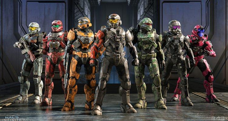 Halo Infinite: armi confrontate con la d …
