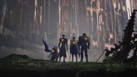 How has Babylon's Fall changed? The preview of the PlatinumGames action