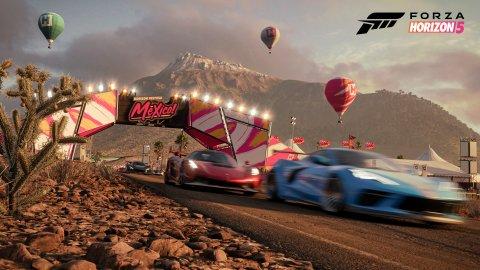Forza Horizon 5 su Xbox Series X S fa paura: l'analisi preliminare di Digital Foundry