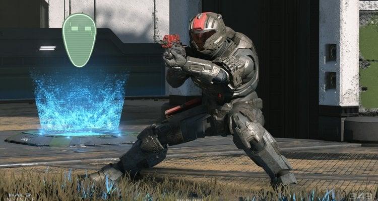 Halo Infinite beta: su Xbox Series X gir …