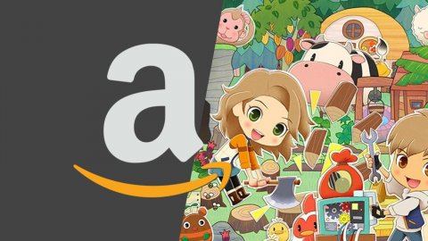 Amazon, offers and discounts on video games and computer science of 06/14/2021