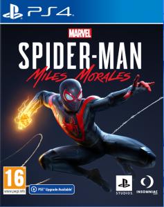 Marvel's Spider-Man: Miles Morales per PlayStation 4