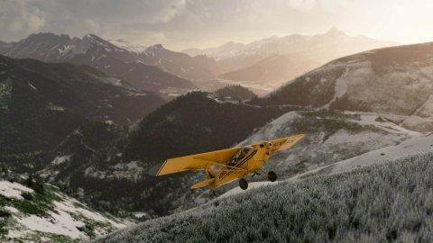 Microsoft Flight Simulator è disponibile per il pre-load su Xbox Series X|S