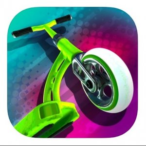 Touchgrind Scooter per iPad