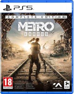 Metro Exodus Enhanced Edition per PlayStation 5
