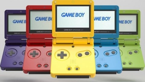 Game Boy Advance: A special on Nintendo's handheld console 20 years after its release