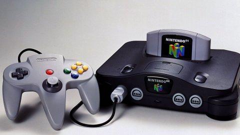 Congratulations Nintendo 64 - The console turns 25!
