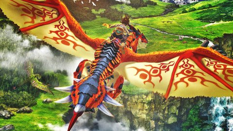 Monster Hunter Stories 2: Wings of Ruin, the tried
