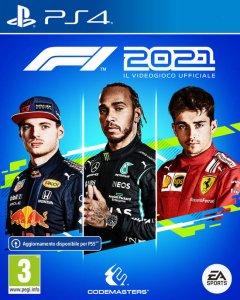 F1 2021 per PlayStation 4