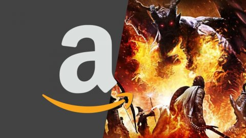 Amazon, offers and discounts on video games and computer science of 6/25/2021