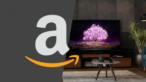 Amazon offers: the 55-inch LG OLED C1 Smart TV today at 1299 euros