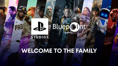 PlayStation Studios: Bluepoint Games acquired by Sony? The official tweet disappears
