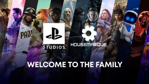 Sony has bought Housemarque, the developer of Returnal officially enters PlayStation Studios