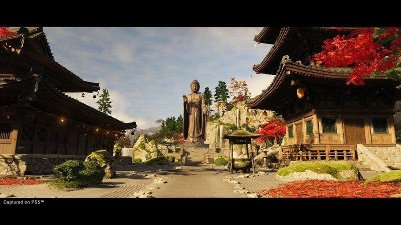 A Ilha Iki é um novo lugar para explorar em Ghost of Tsushima: versão do diretor