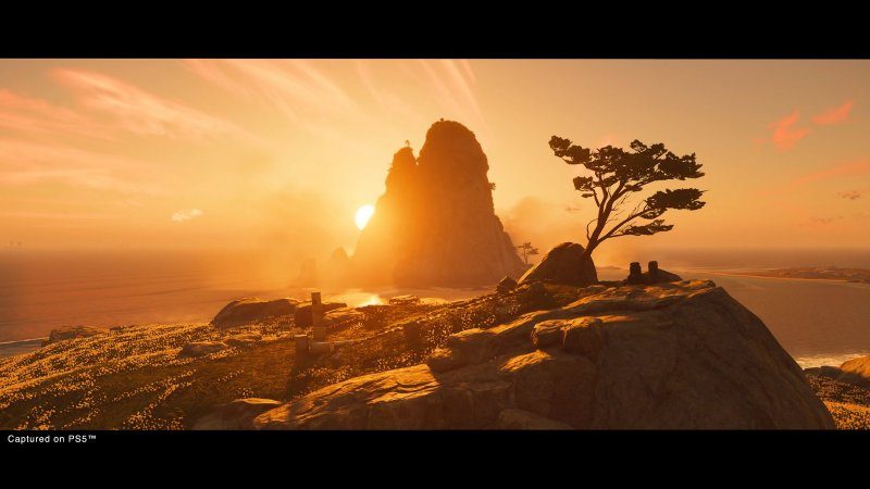 Ghost of Tsushima: versão do diretor, panorama de novas configurações
