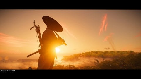 Ghost of Tsushima Director's Cut, trailer with press quotes