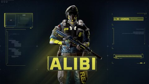 Rainbow Six Extraction, the Alibi Operator in the new trailer released by Ubisoft