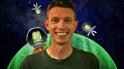 Kerbal Space Program 2, interview with Nate Simpson, Creative Director