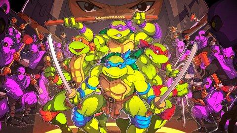 Teenage Mutant Ninja Turtles: Shredder's Revenge, the preview