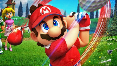 Mario Golf: Super Rush, tips for playing