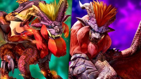 Monster Hunter Stories 2: Capcom's RPG style and design