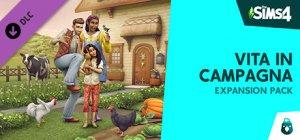The Sims 4 Vita in Campagna per PlayStation 4