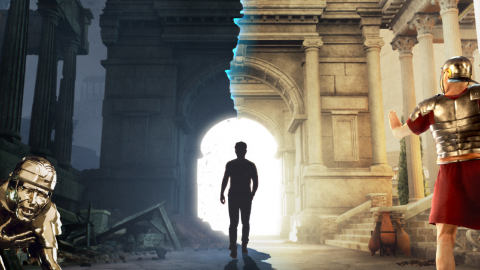 The Forgotten City, the preview of an adventure that will make you jump in time