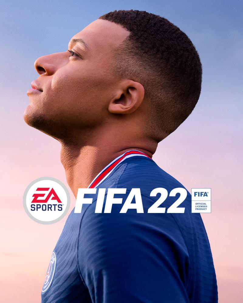 Capa do FIFA 22 1