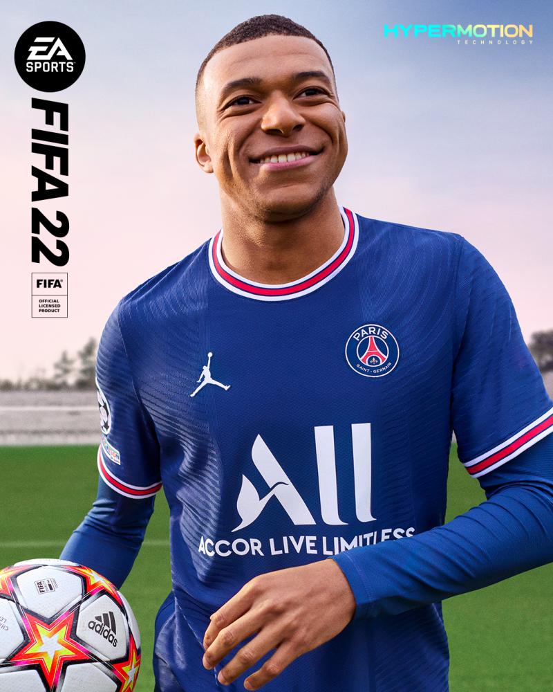 Capa FIFA 22 2