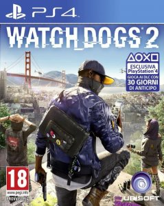 Watch Dogs 2 per PlayStation 4