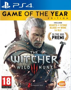 The Witcher 3: Wild Hunt - Game of the Year Edition per PlayStation 4