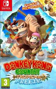 Donkey Kong Country: Tropical Freeze per Nintendo Switch