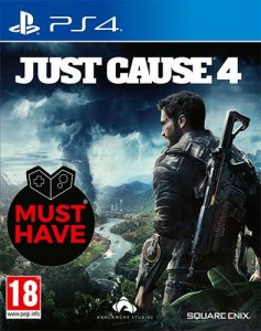 Just Cause 4 per PlayStation 4