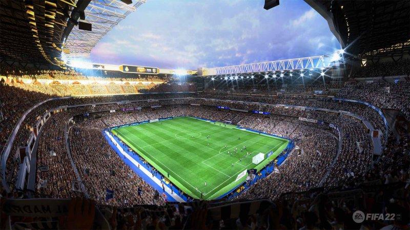 FIFA 22, uma olhada nos estádios.