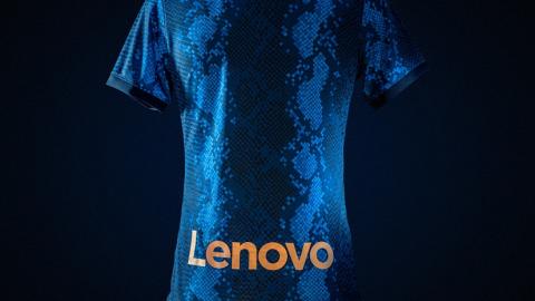 FIFA 22: Inter show the new shirt with a digital Romelu Lukaku
