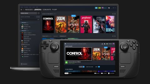 Steam Deck: Official Trailer for World's Most Powerful Handheld Console