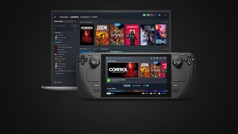 Steam Deck: the preview with what we know about the hybrid between a PC and a portable console