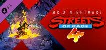 Streets of Rage 4: Mr. X Nightmare per PC Windows
