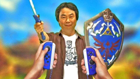 The Legend of Zelda: Skyward Sword HD: How Nintendo adapted the controls