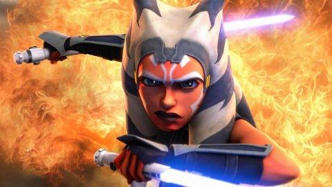 Star Wars: Alisontabbitha's Ahsoka cosplay is formidable