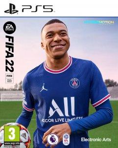 FIFA 22 per PlayStation 5