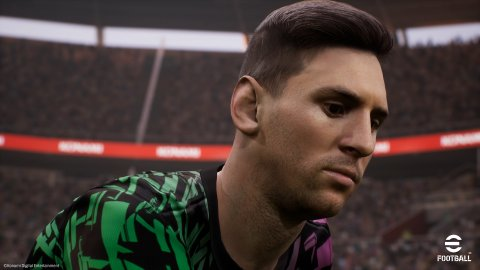 eFootball, the preview of Konami's new soccer game