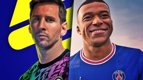 eFootball Vs FIFA 22: the preliminary comparison