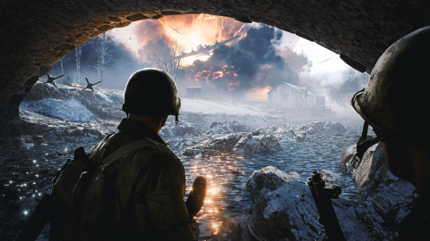EA on Battlefield: you should consider this as a live service