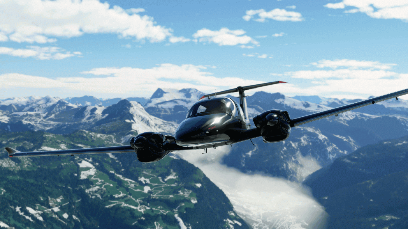 """Microsoft Flight Simulator: come usare la """"modalità foto ..."""