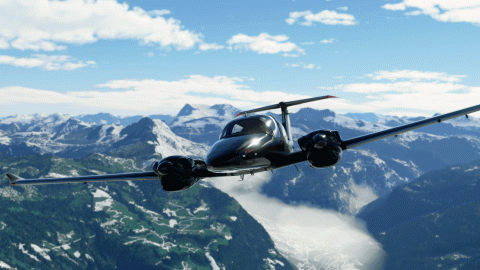 Microsoft Flight Simulator: World Update 6 improves Germany, Austria and Switzerland