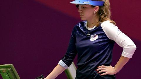 Olympics 2020: The Witcher super fan Vitalina Batsarashkina is gold medal