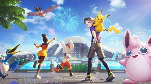 Pokémon Unite: the new Ninetales skin costs over 40 euros